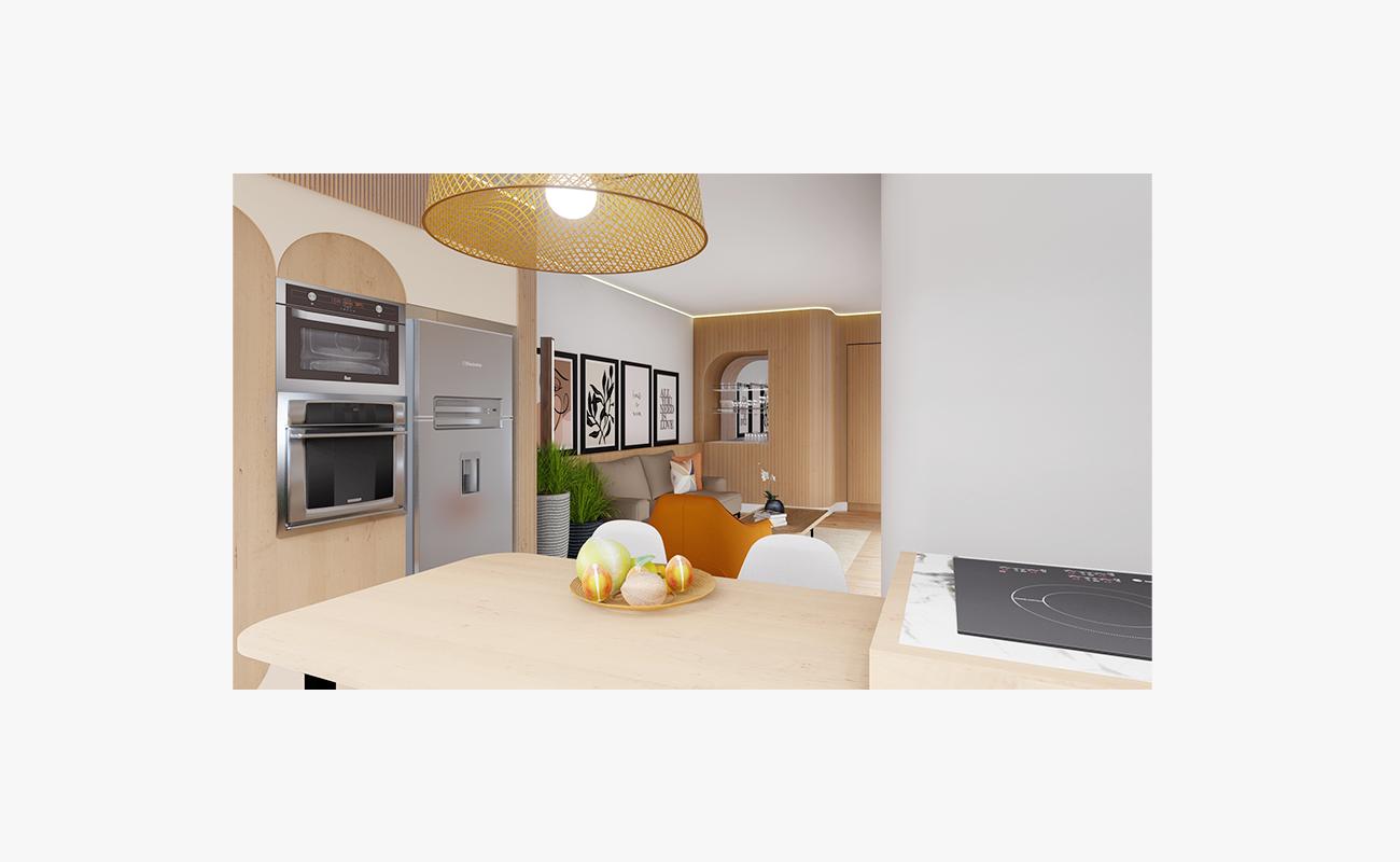 5_organic apartment