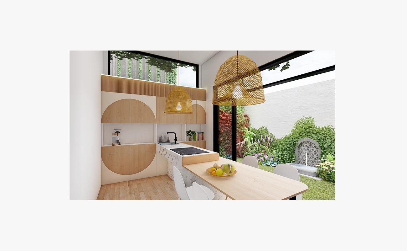 7_organic apartment