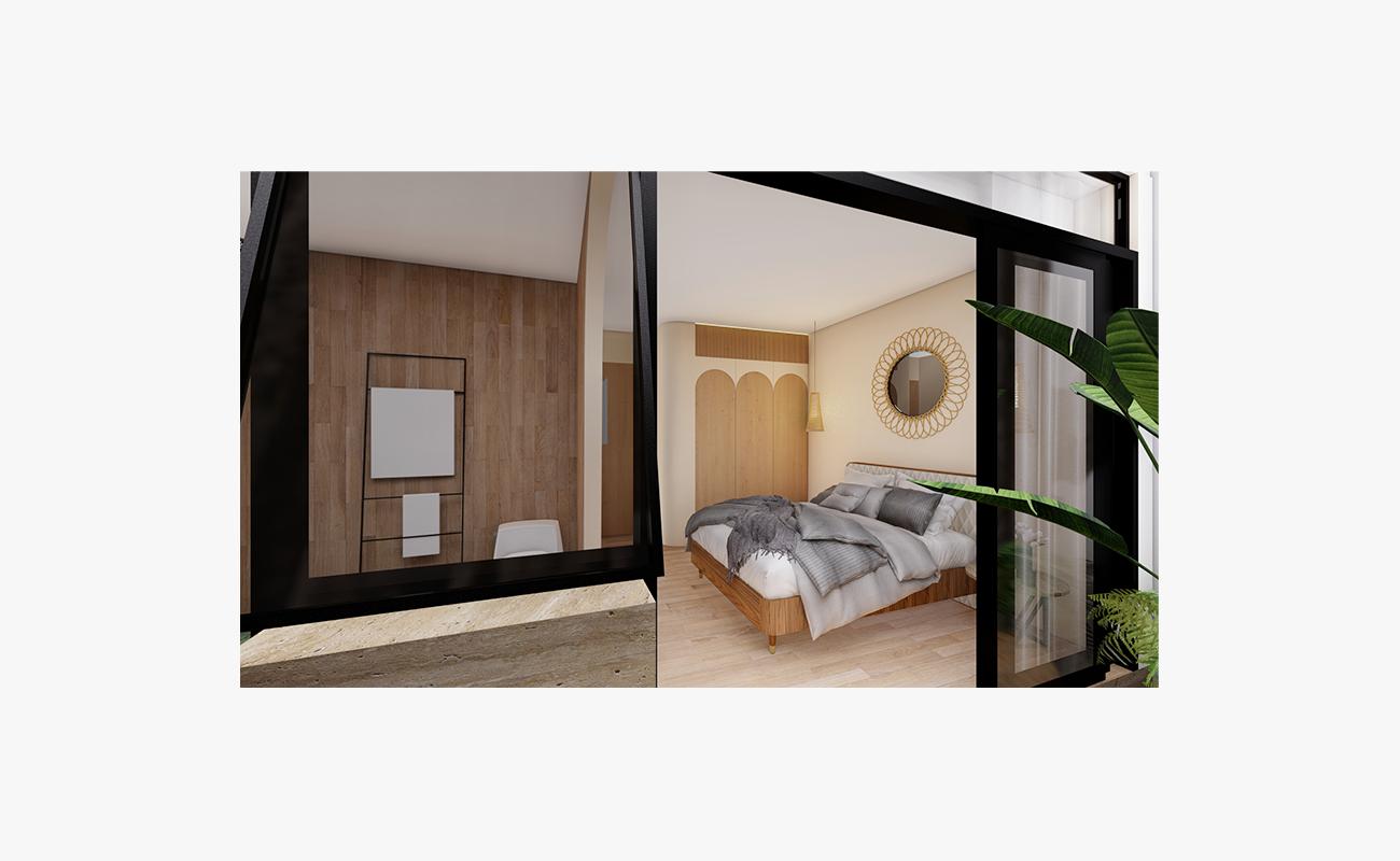8_organic apartment